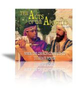 Acts of the Apostles on MP3 (2 MP3 CDs)