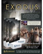 "Exodus Poster (18"" x 24"")"