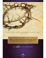 La Biblia De Estudio Remnant Tapa Dura RVR60 - Spanish Remnant Study Bible Hardcover