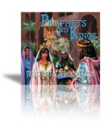 Prophets and Kings on MP3 (2 MP3 CDs)