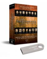 Testimonies for the Church vol 1-9 Audio book MP3 on USB Flash Drive