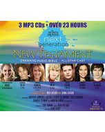 Word of Promise Next Generation—New Testament MP3