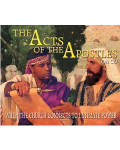 Acts of the Apostles on CD (16 Audio CD's)