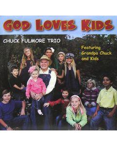 God Loves Kids CD