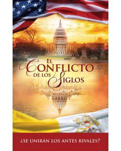 El Conflicto de los Siglos en español (edición misionera) (Great Controversy - Spanish)