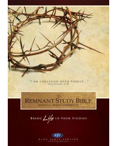 Remnant Study Bible KJV (Hardcover) KING JAMES VERSION