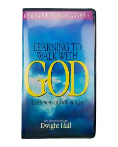 Learning to Walk with God (Audio Cassettes)