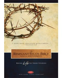 **OUT OF STOCK** Remnant Study Bible NKJV (Hardcover)