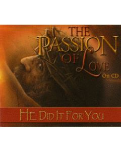 The Passion of Love Audio CD