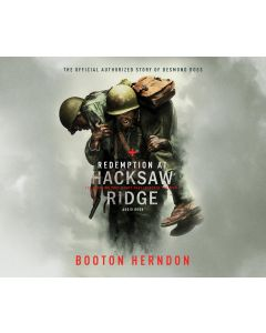 Audio Book MP3 Disc - Redemption at Hacksaw Ridge