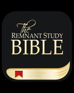 Remnant Study Bible APP - King James Version (KJV)