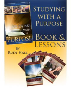 Studying with a Purpose Set (Book and 10 Vol. Lessons)