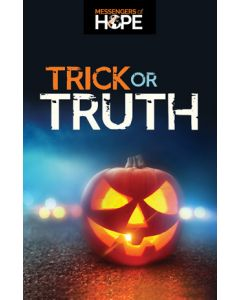 Trick or Truth Messengers of Hope Sharing Tract (100 tracts per packet)