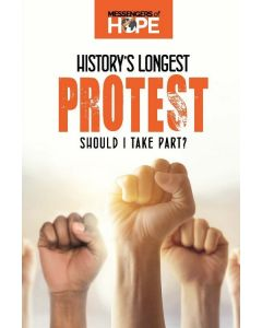 History's Longest Protest - Sharing Tract (100 tracts per packet)