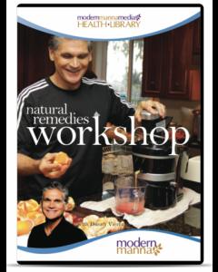Natural Remedies Workshop DVD